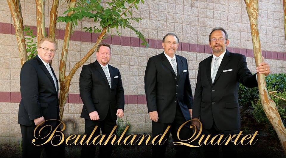 Beulahland Quartet in SC